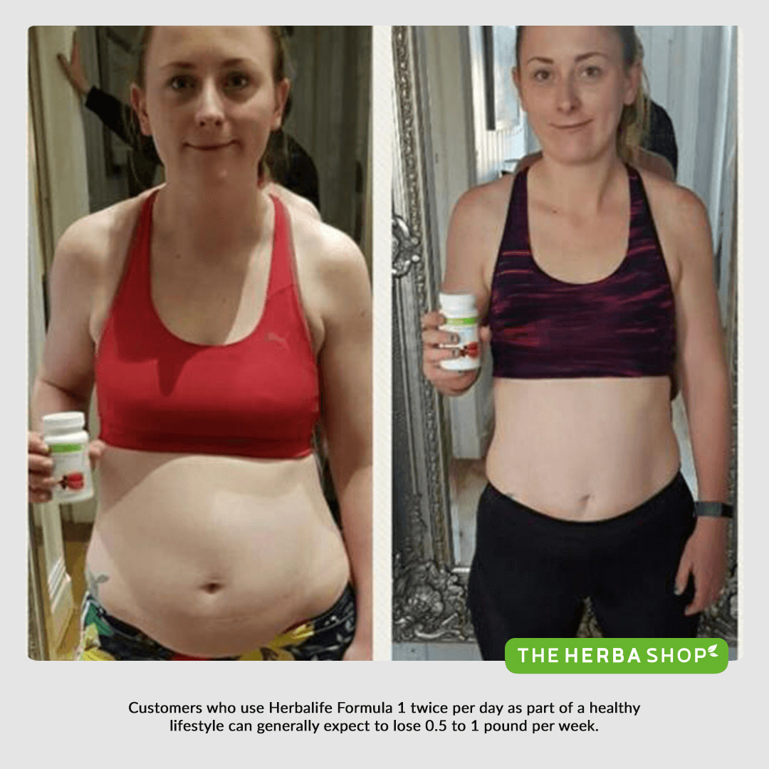 Real Results See The Difference The Herba Shop